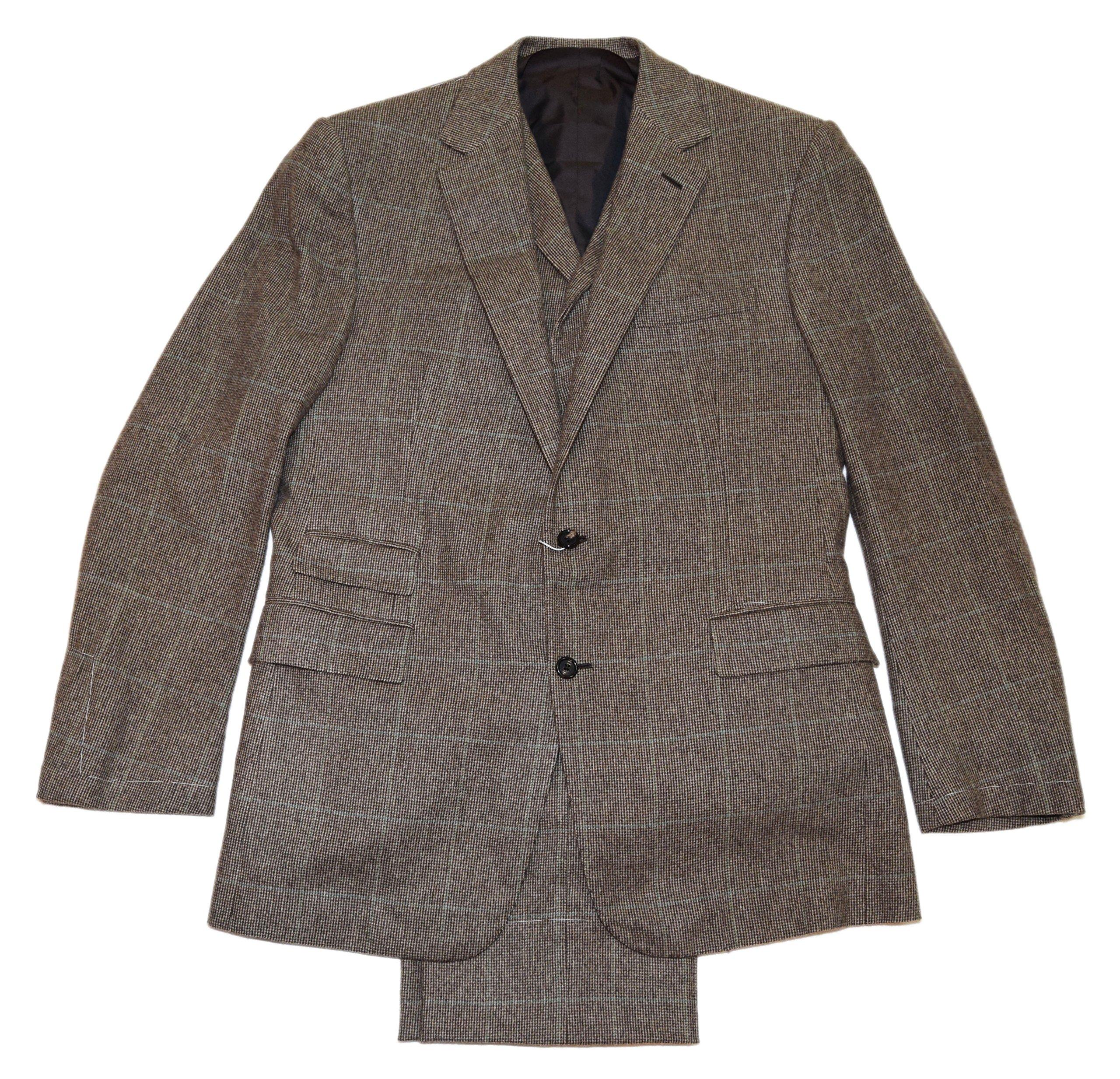 Ralph Lauren Purple Label Mens Cashmere 3-Piece Suit Vest