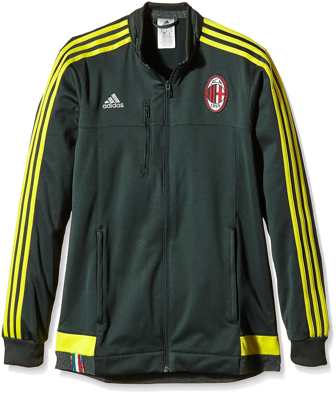Adidas Herren Trainingsjacke AC Mailand Anthem