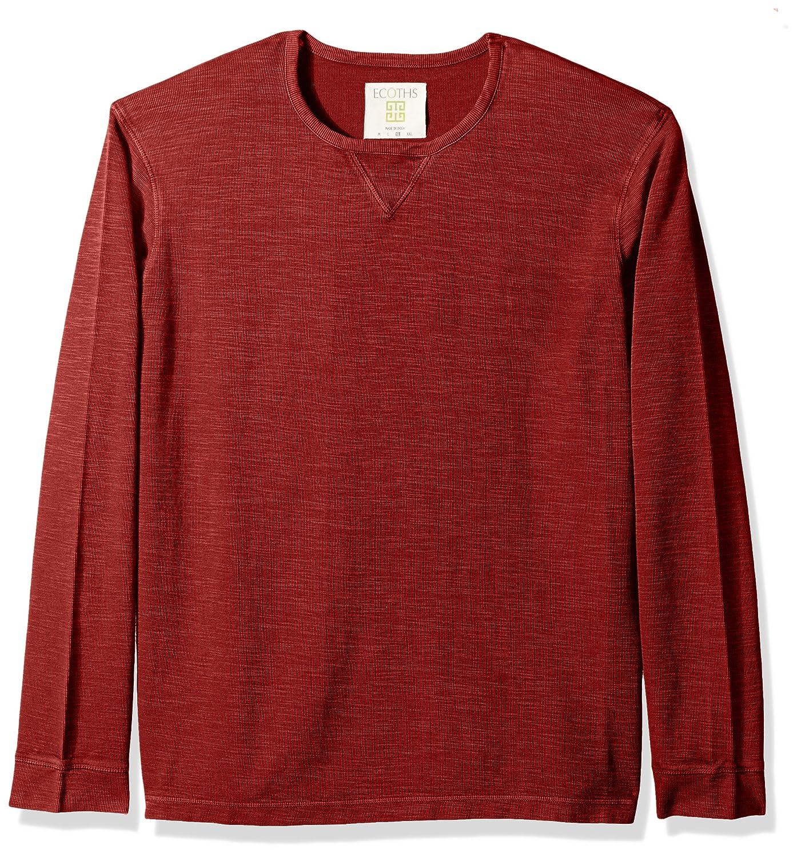 Ecoths Banning ls Shirt Sportif USA dba Ecoths