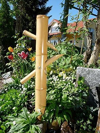 Der Besondere Garten Kakei Gata Wasserspiel Bambus Amazon De Garten