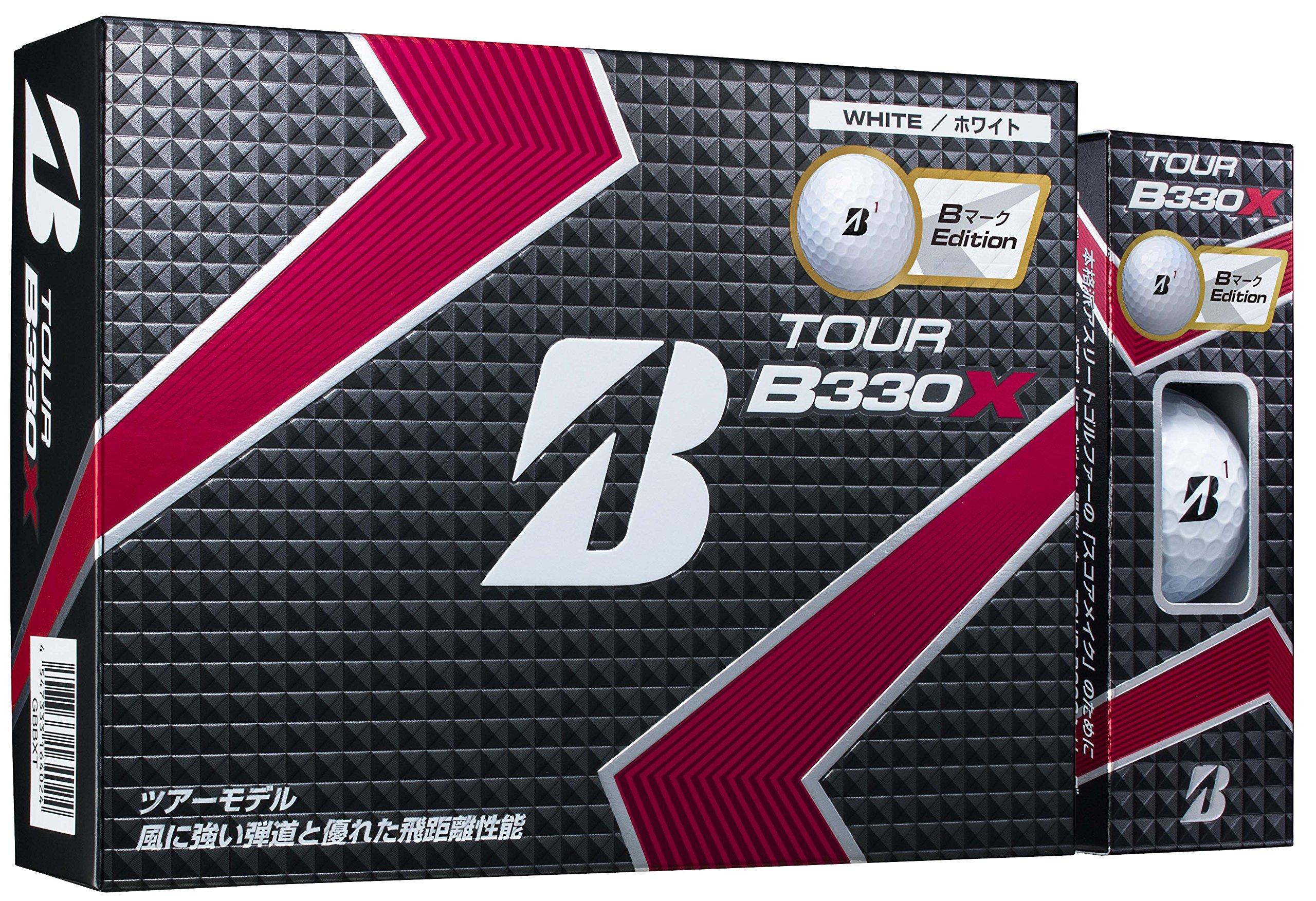 Bridgestone Golf TOUR B330X B-Mark Edition 2016