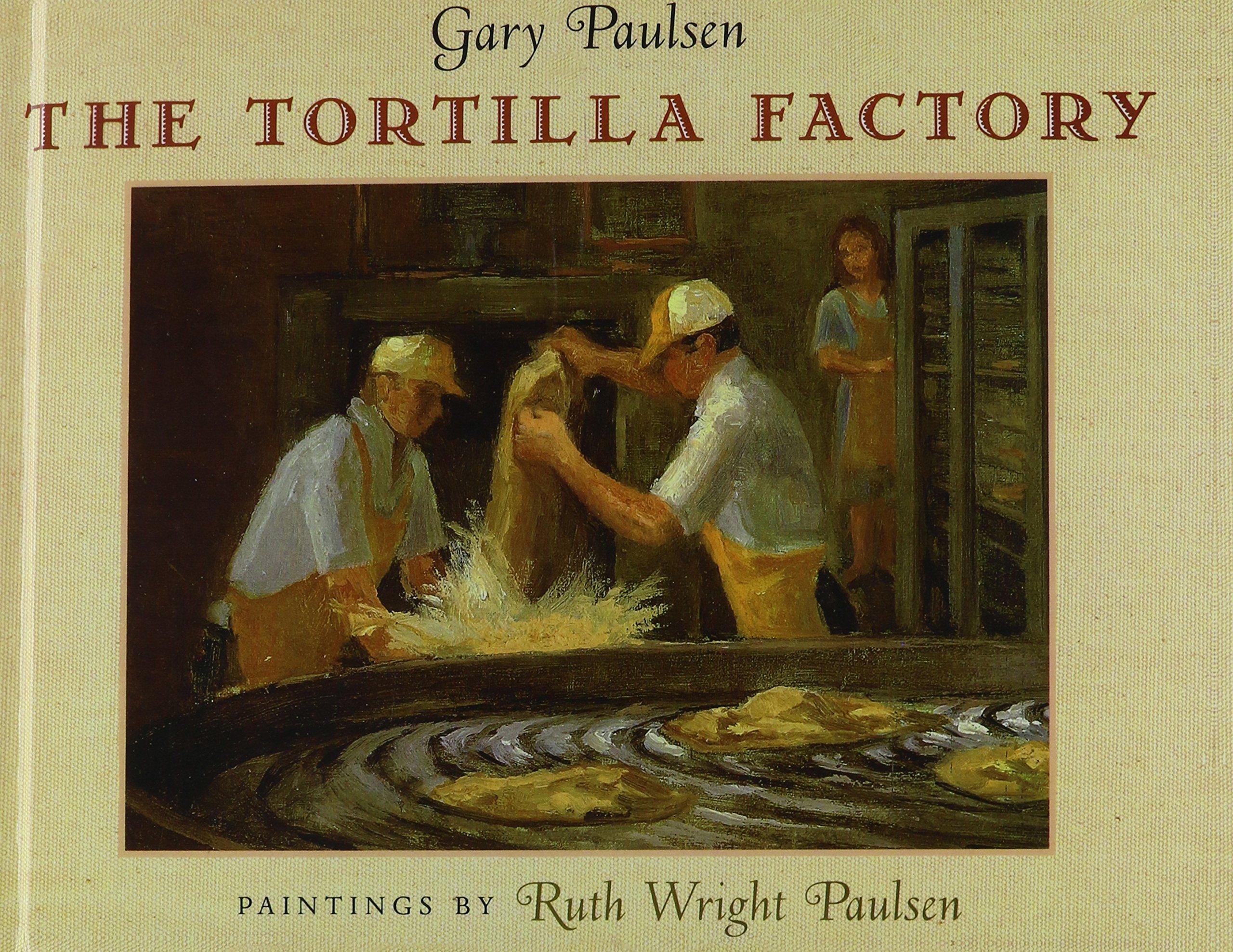 Download The Tortilla Factory pdf