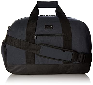 Quiksilver Medium Shelter Duffle Bag One Size True Black 4d007767e46c5