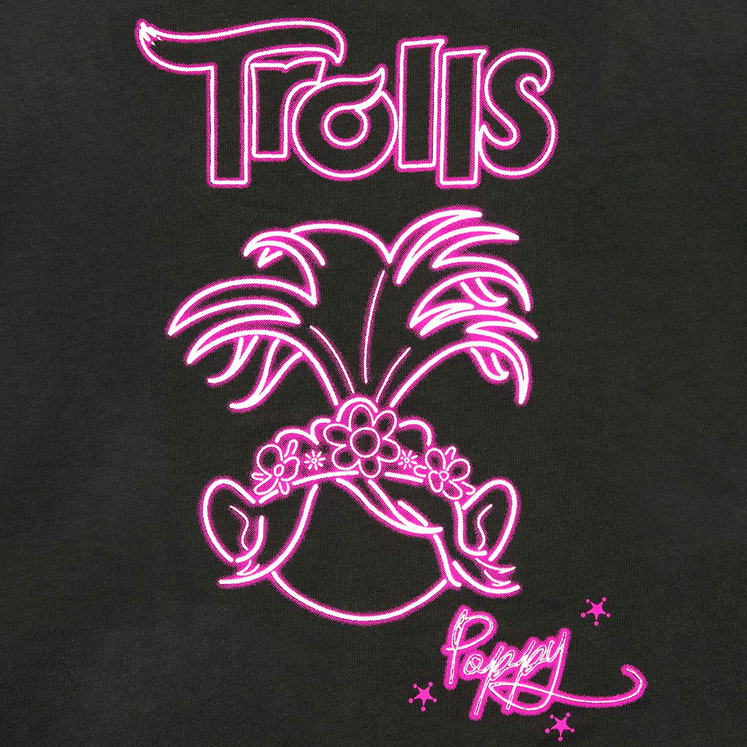 Trolls Girls Poppy T-Shirt