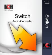 Switch Free Audio File Converter – Converts MP3, WAV, WMA, AIFF, DSS, FLAC and Many More Formats [Download]