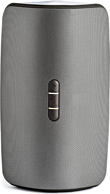 Polk Omni S2R Rechargeable Compact Wireless Music Streaming Speaker with WiFi Discontinued by Manufacturer