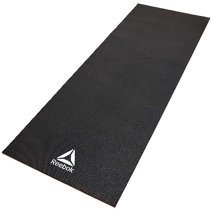 Reebok - Esterilla de yoga de doble cara, 6 mm: Amazon.es ...