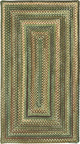 Capel Rugs Eaton Rectangle Braided Area Rug