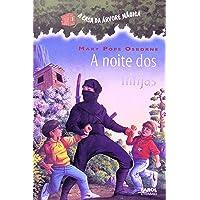 A Casa da Árvore Mágica 5. A Noite dos Ninjas