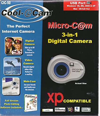 COOL ICAM MICRO CAM CIC-50 DRIVER DOWNLOAD