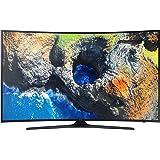"""Samsung UN49MU6300FXZX - Smart TV Curvo, Ultra HD 4K, 3.840 × 2.160 píxeles, 49"""""""
