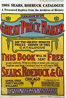 1908 sears roebuck co catalogue amazon co uk roebuck co