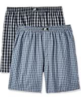 Hanes Men's Cotton Boxers (Pack of 2)