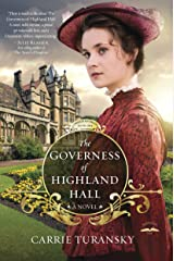 The Governess of Highland Hall: A Novel (Edwardian Brides)