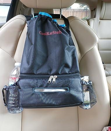 Car Litter Bag Trash Seat Organizer