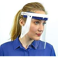 Visera Azul, Protector Pantallas Facial para la Seguridad