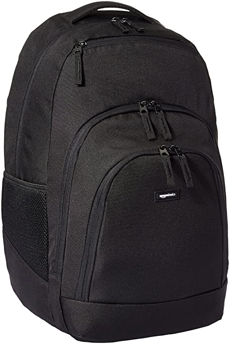57a19c219f19 AmazonBasics Campus Laptop Backpack (Fits 15-Inch Laptop)