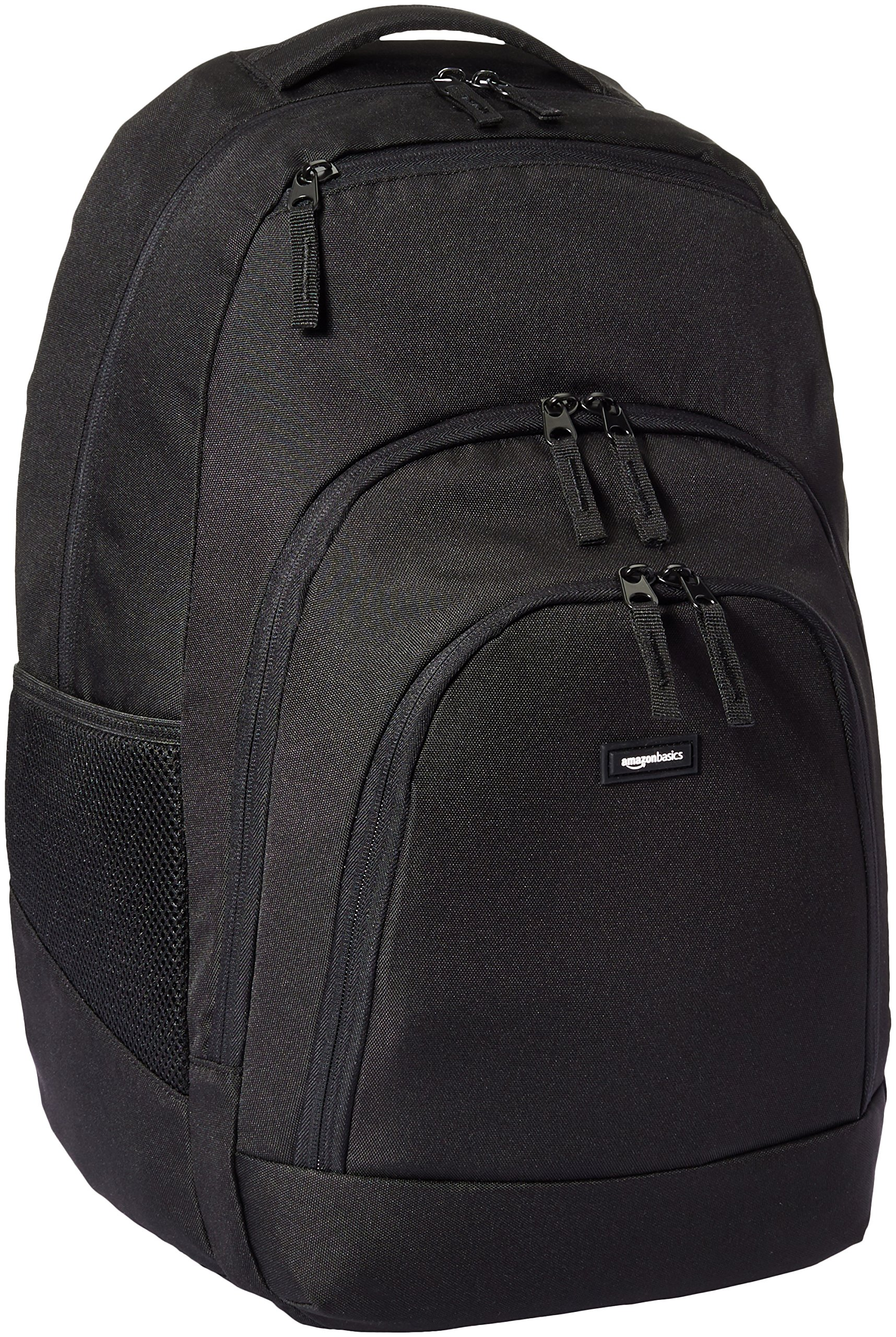 AmazonBasics Campus Backpack, Black