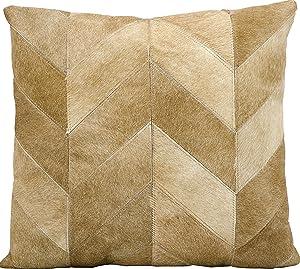 "Kathy Ireland Worldwide Kathy Ireland S6274 Beige Decorative Pillow by Nourison, 20"" X 20"""