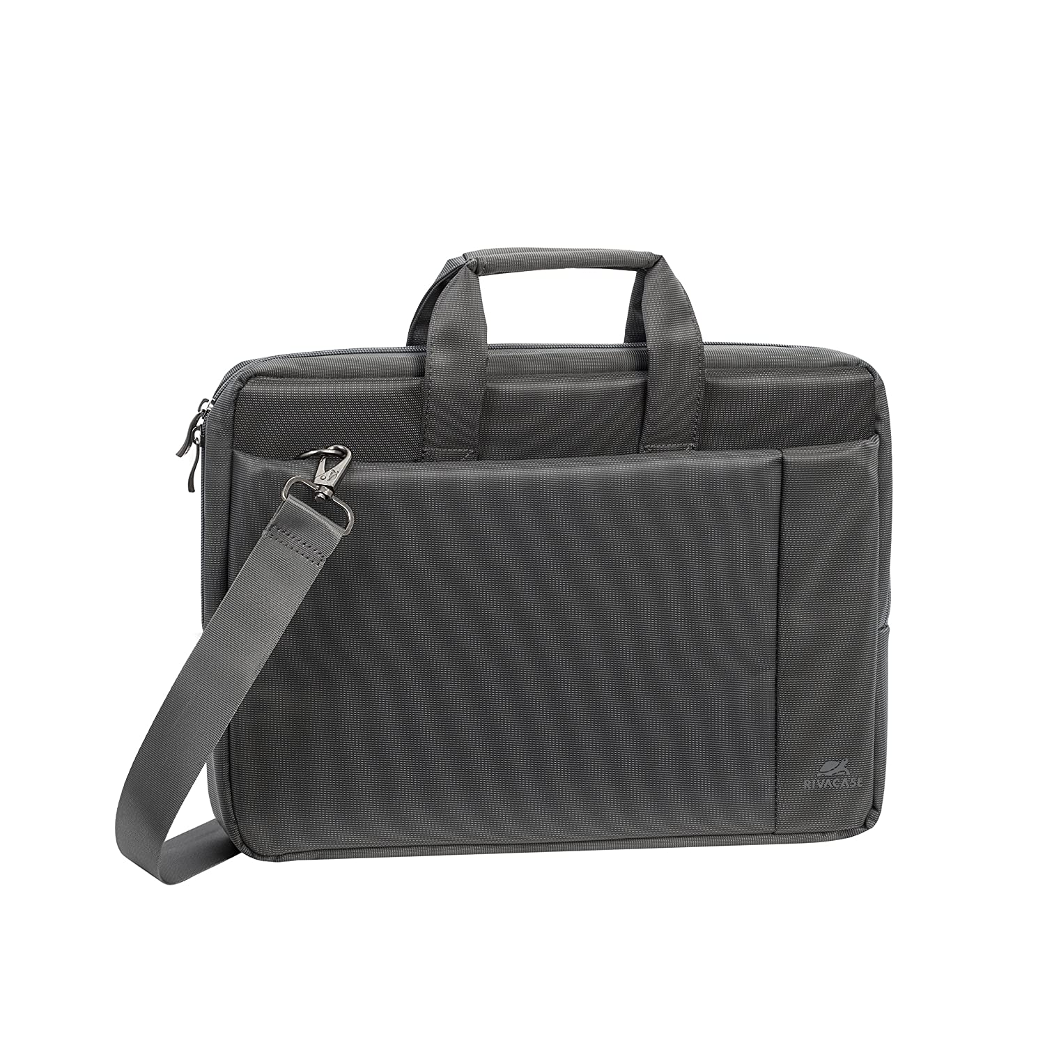d7e843dca527 Rivacase 15.6 inch Stylish Laptop Shoulder Bag w/Padded Compartment ...