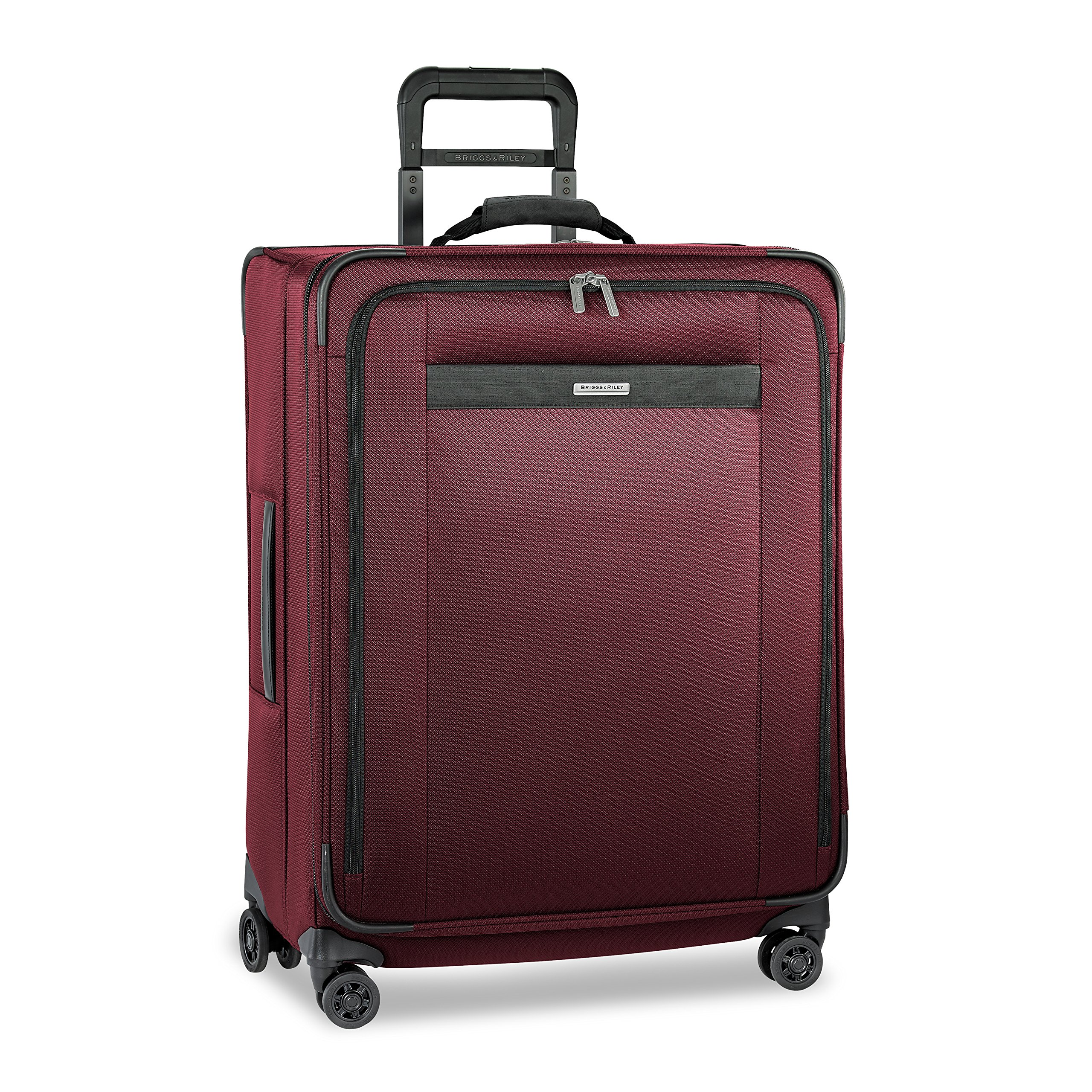 Briggs & Riley Transcend Medium Expandable 26'' Spinner, Merlot
