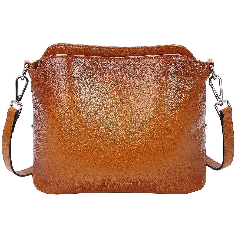 a1bf01e33f56 Kenoor Leather Handbags Small Shoulder Bag Crossbody Purse Hobo ...
