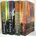 The Mortal Instruments Boxed Set: City of Bones/City of Ashes/City of Glass/City of Fallen Angels by Clare, Cassandra (2012)