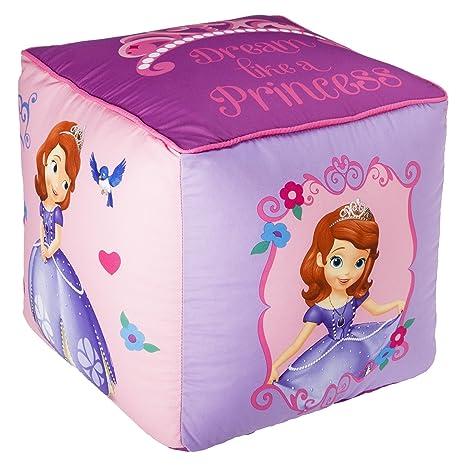 Amazoncom Sofia The First Dream Like A Princess Printed Pouf
