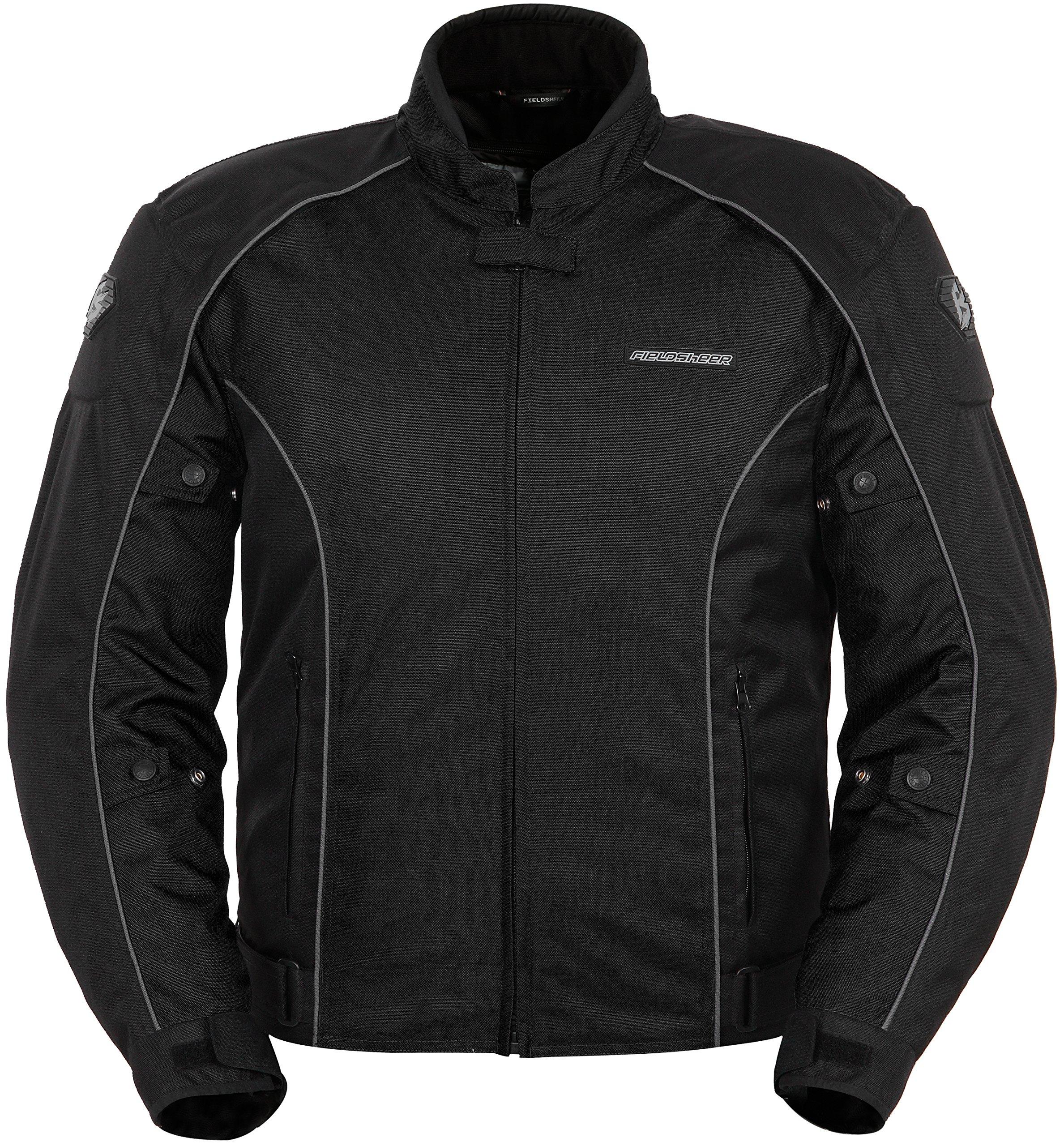 Fieldsheer Mens Aqua Sport 2.0 Black Jacket - 3XL