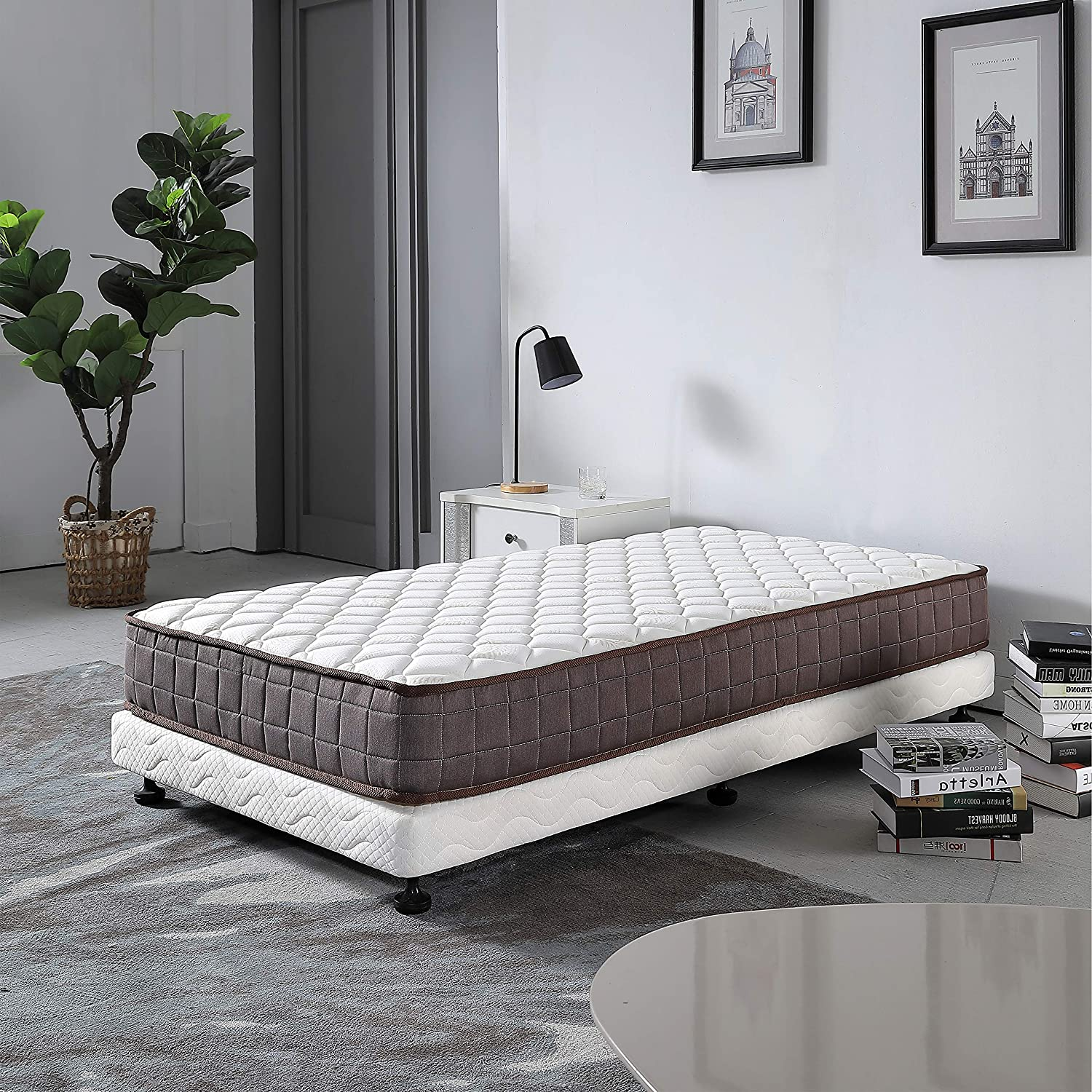 Good King Size Mattress And Field Spring