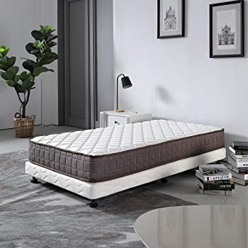 Le Confort 8 Inch Twin Size Mattress