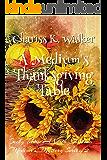 A Medium's Thanksgiving Table: A Cozy Ghost Mystery (Becky Tibbs: A North Carolina Medium's Mystery Series Book 2)
