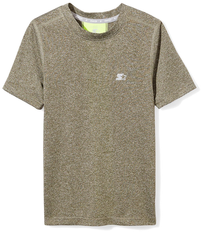 Starter Boys Short Sleeve TRAINING-TECH Running T-Shirt with Ventilation Exclusive