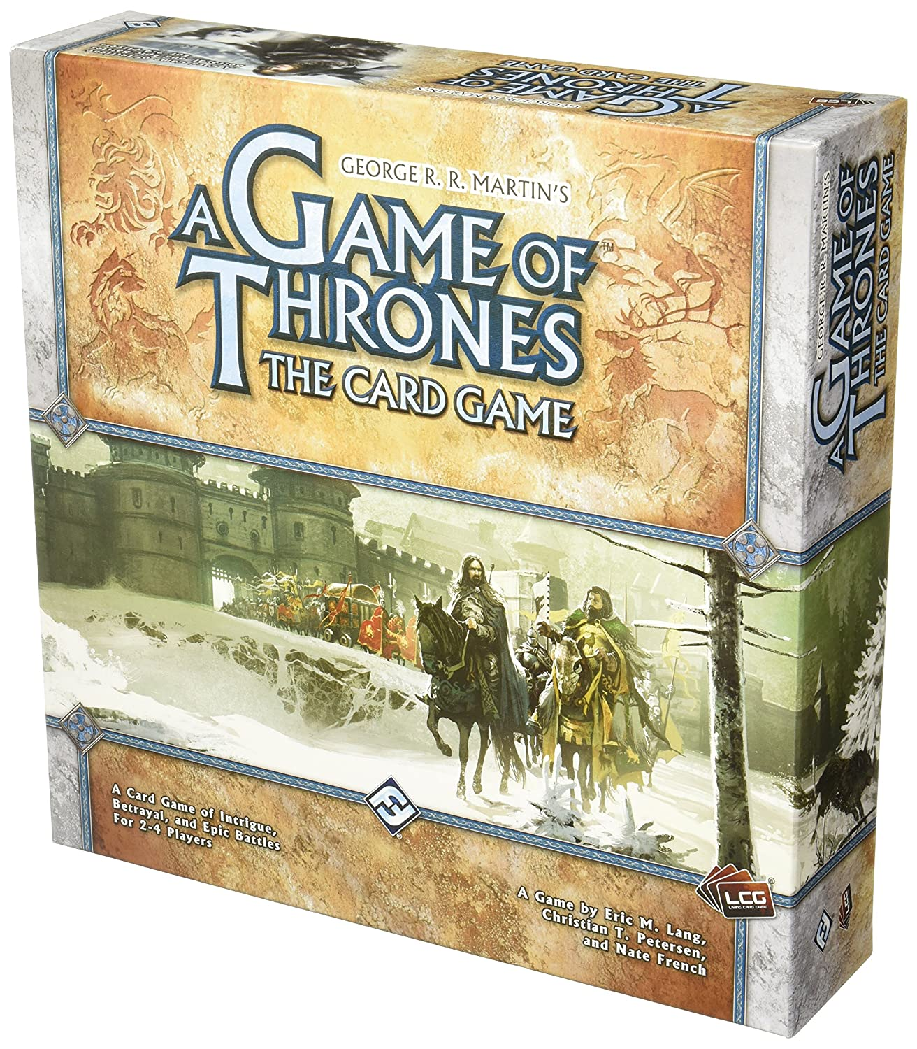 Amazon A Game of Thrones The Card Game Lang Eric M