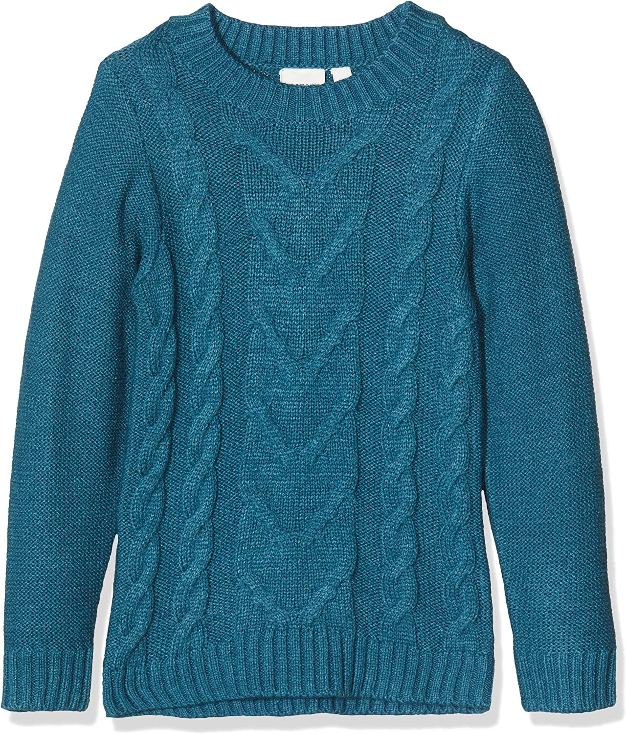 NAME IT Baby-M/ädchen Nmfnandie Ls Knit Camp Pullover
