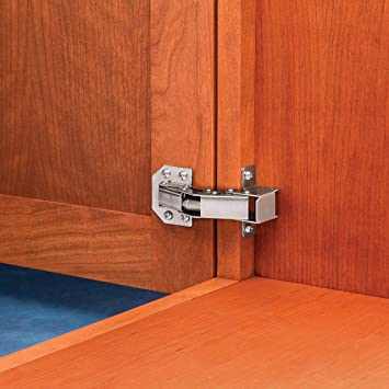 Surface Mount Totally Concealed Face Frame Hinge Cabinet And