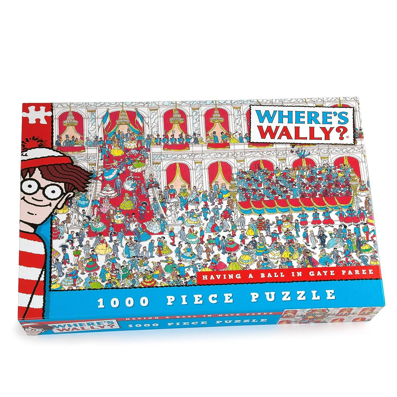 Wally Gaye Paris Puzzle