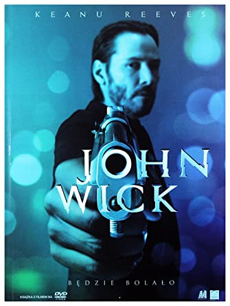 John Wick Dvd Region 2 English Audio Amazoncouk Keanu