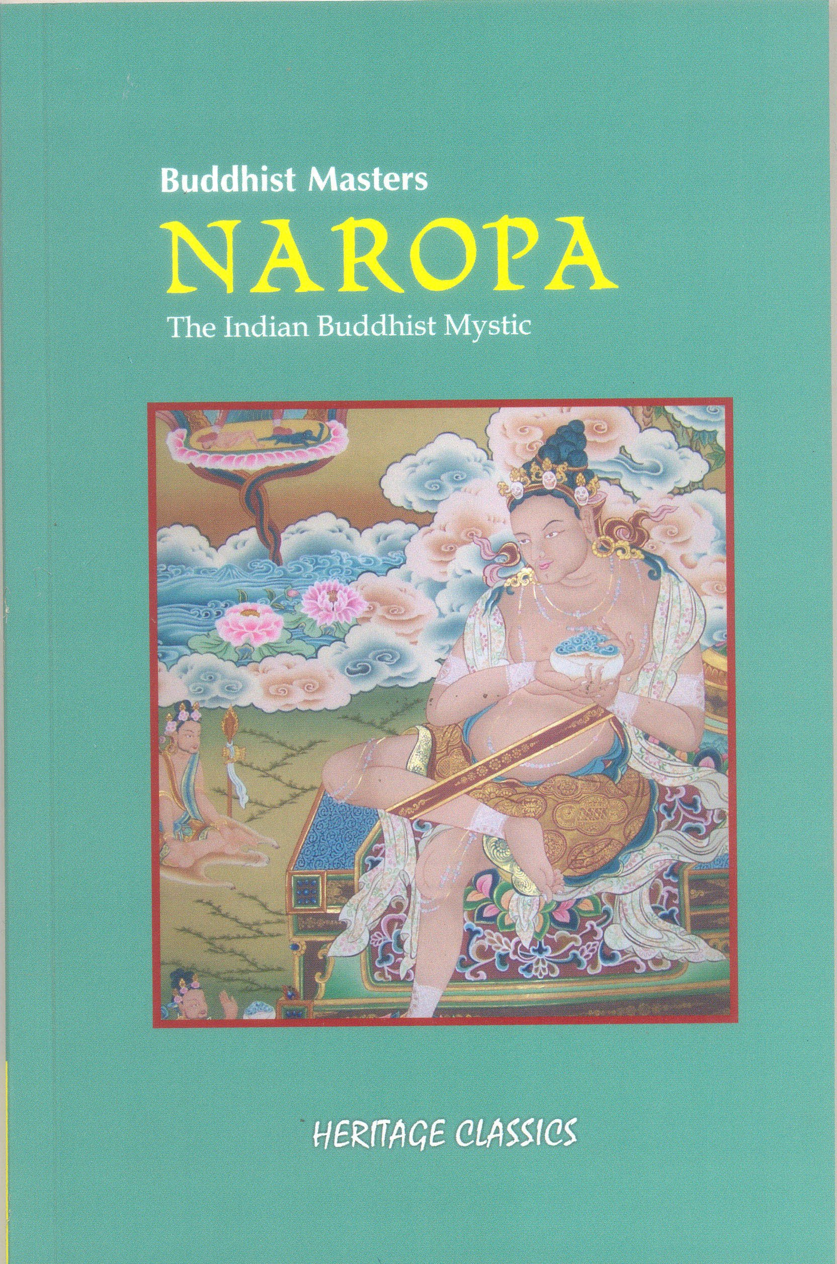 Buddhist Masters Naropa  English Edition