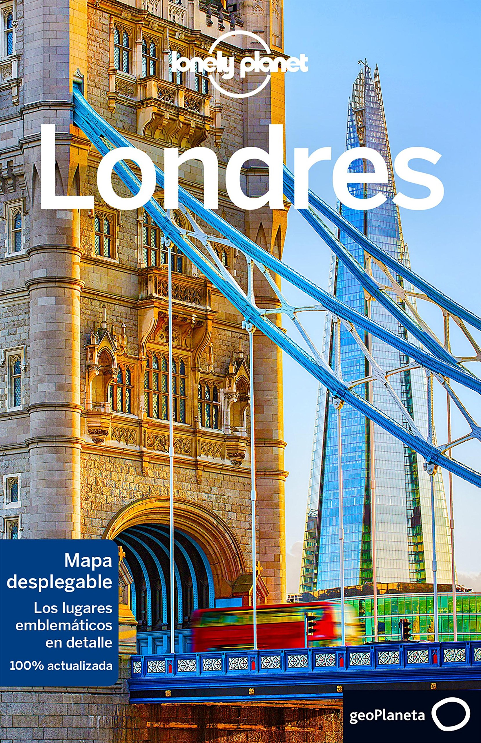 Lonely Planet Londres Travel Guide Spanish Edition Lonely