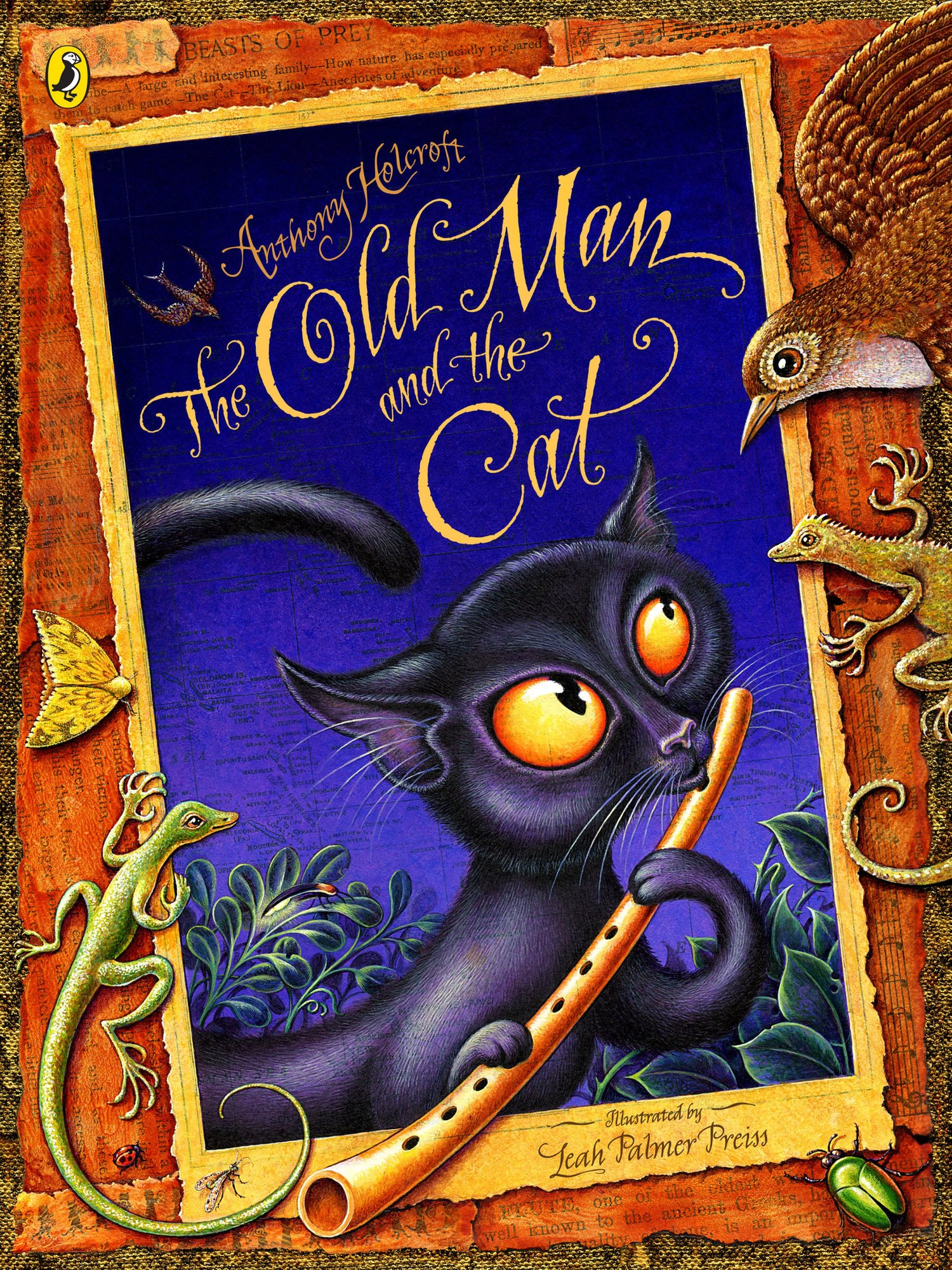 Download The Old Man and the Cat PDF