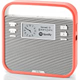 Triby – Smart portable speaker with built-in Alexa Voice Service, Red