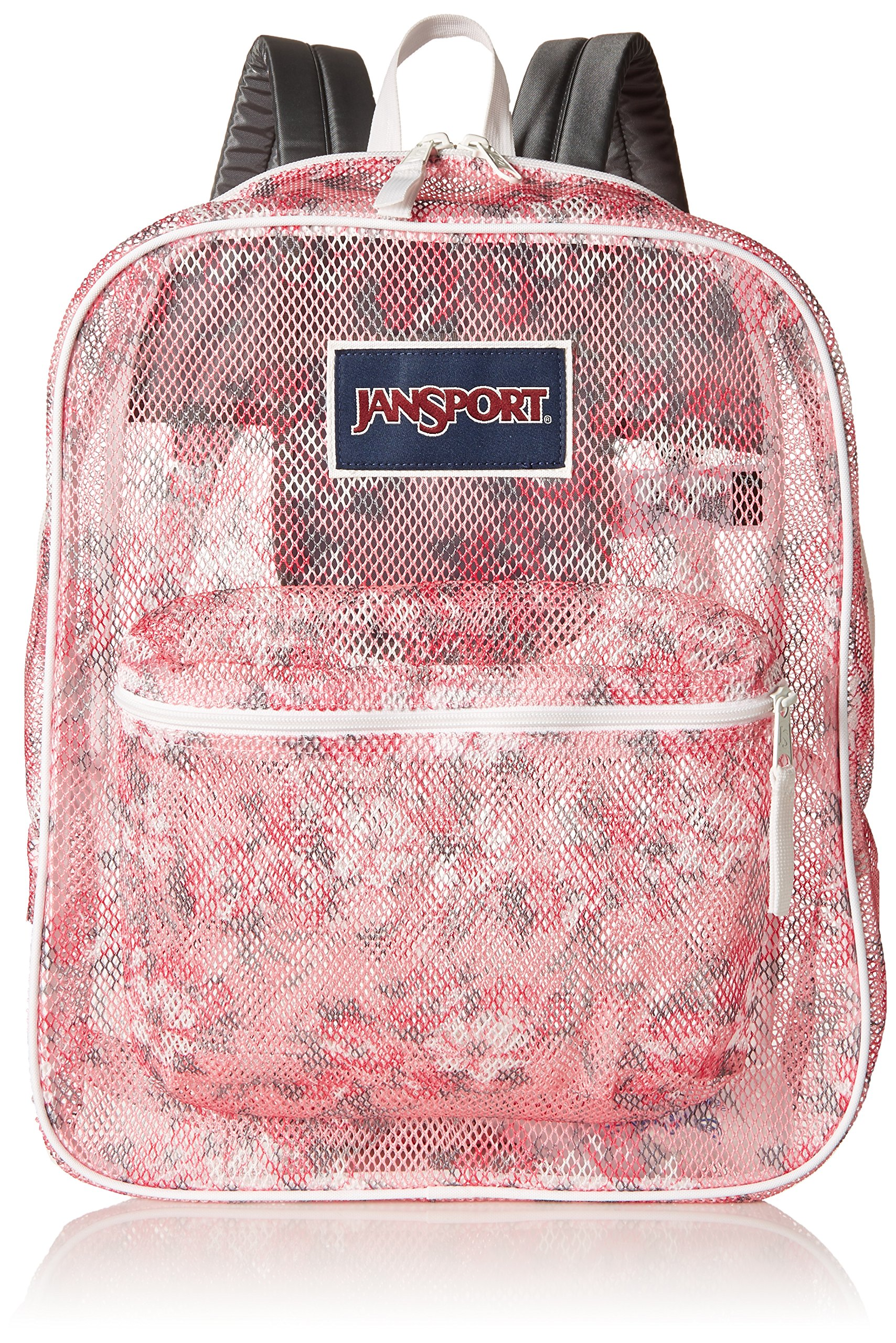 Purple Mesh Jansport Backpack- Fenix Toulouse Handball e4c1b62c556b1