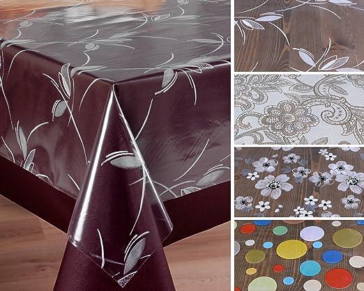 19 Tischfolie Tischdecke Schutzfolie Mit 15