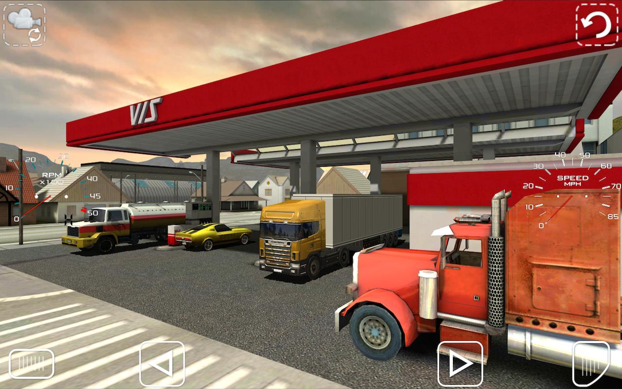 Amazon Com Truck Simulator Grand Scania American Mountain