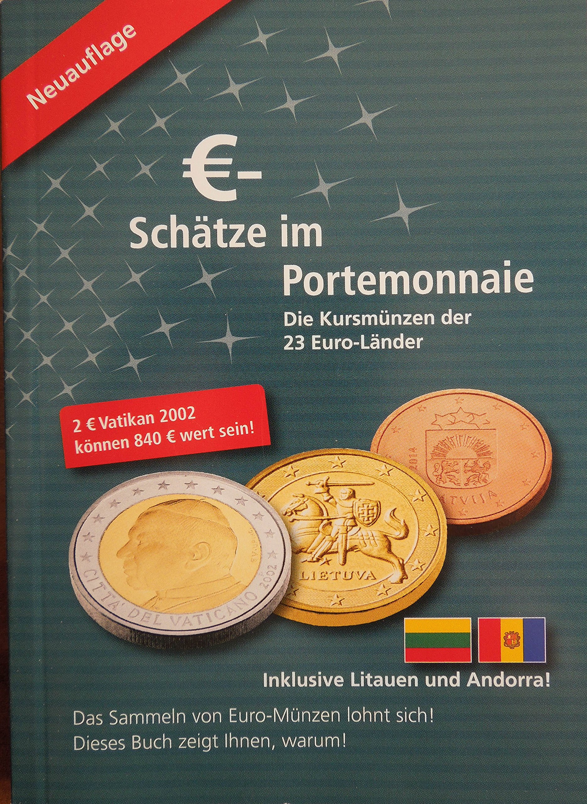 Euro Schätze Im Portemonnaie Die Kursmünzen Der 23 Euro Länder