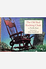 The Old Red Rocking Chair Paperback