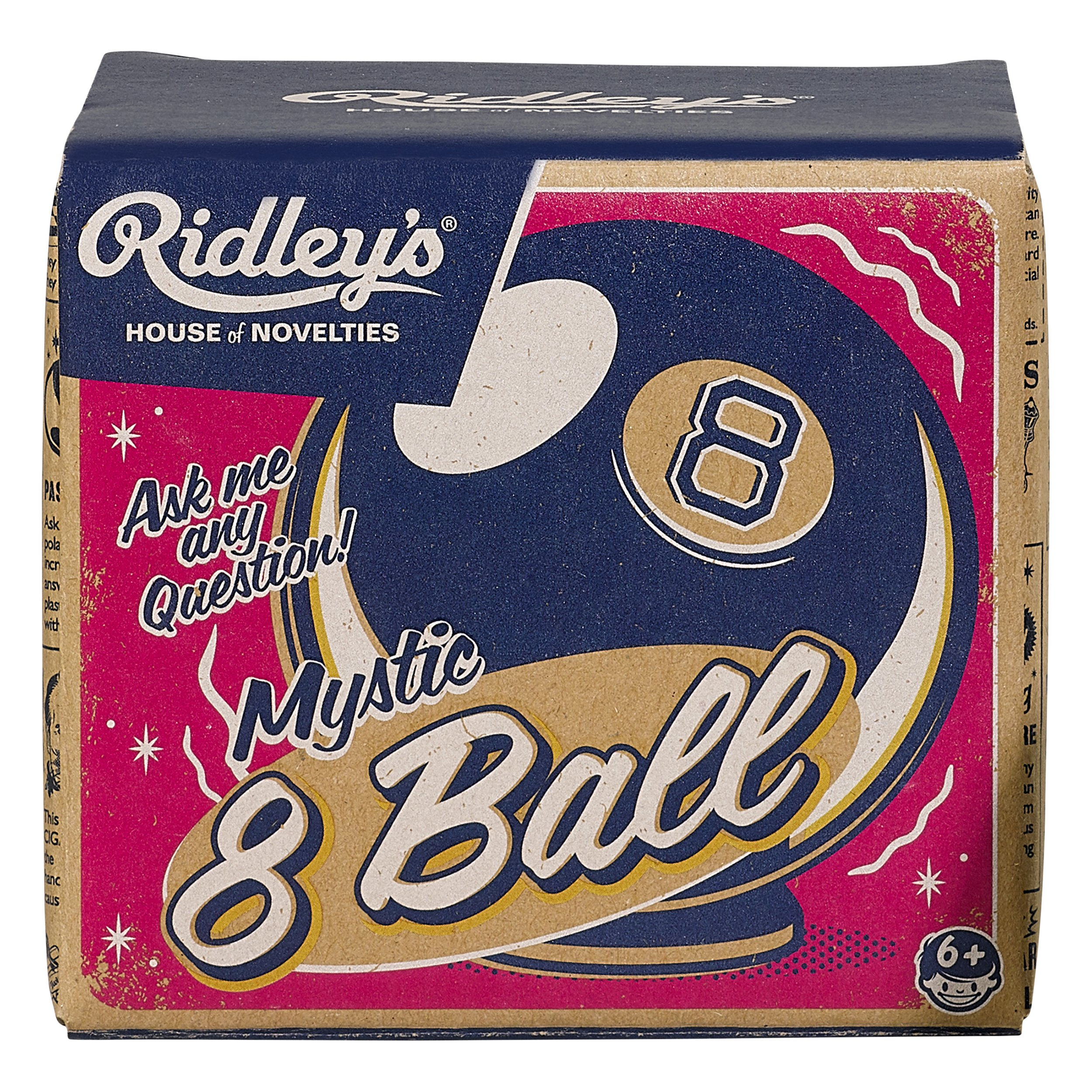 Ridley's | Mystic 8 Ball | Perfect After Dinner Entertainment