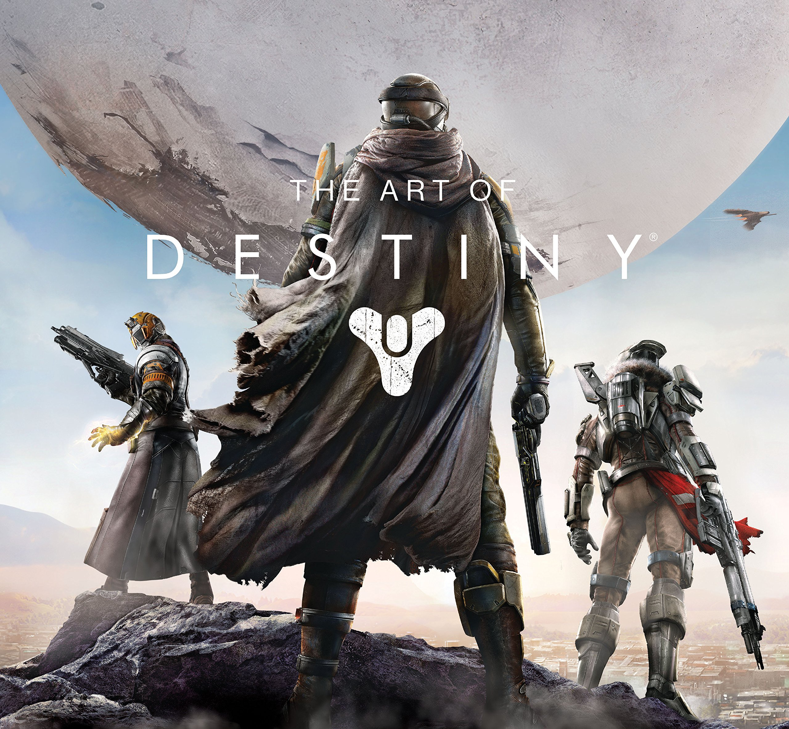 The Art Of Destiny  Art Of The Game