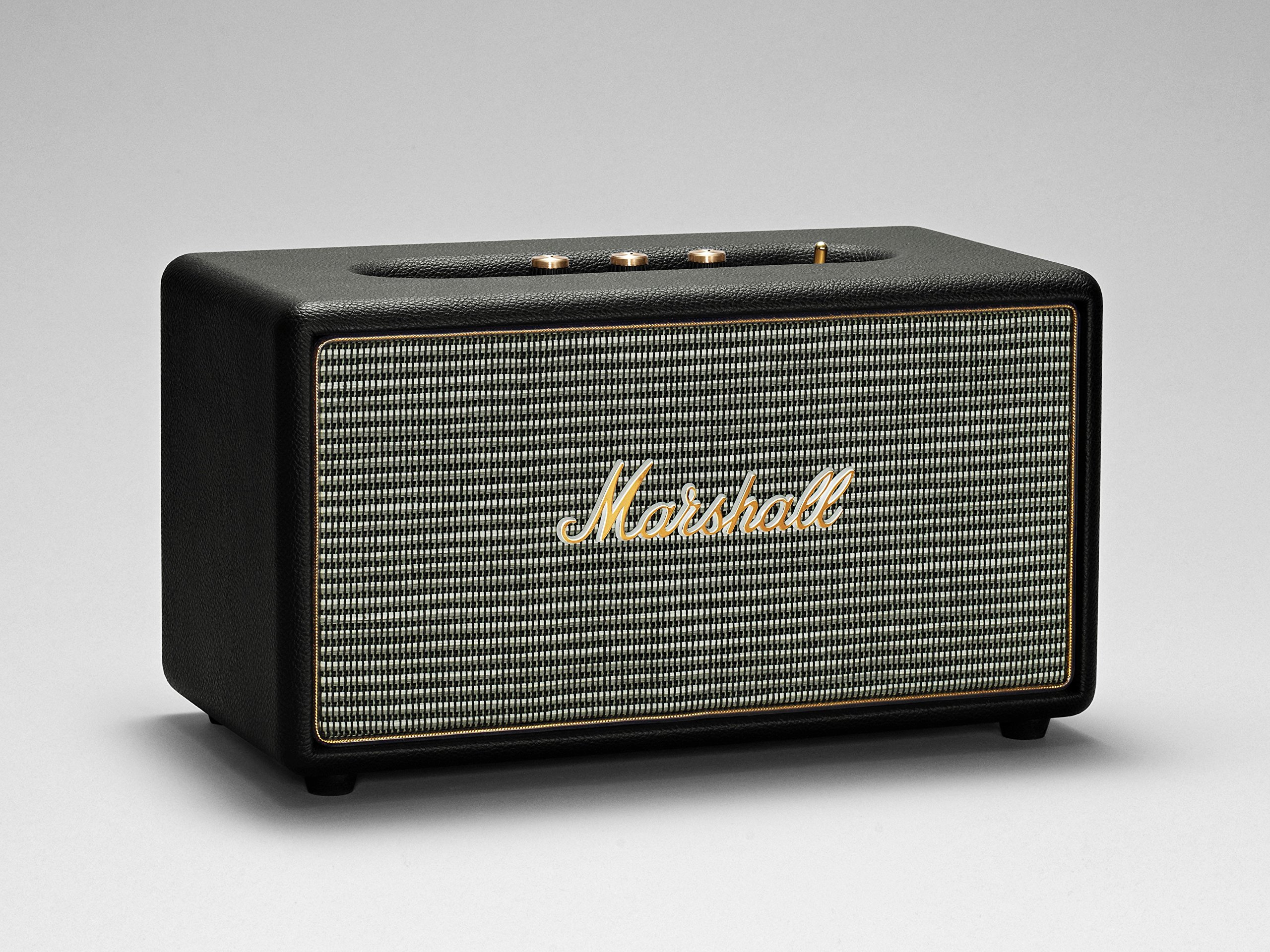 Marshall Stanmore Bluetooth Speaker, Black (04091627) by Marshall (Image #5)